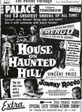 """""""House on Haunted Hill""""/""""Johnny Rocco"""""""