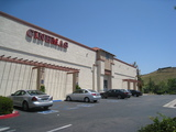UltraStar Poway 10 Cinemas, side of the building.