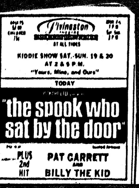 """The Sook Who Sat by the Door"""