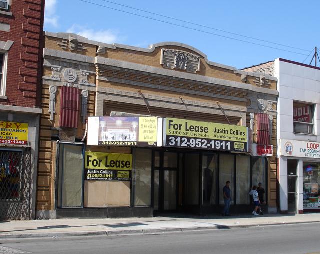 Alvin Theatre, Chicago, IL