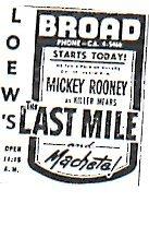 """The Last Mile""/""Machete!"""