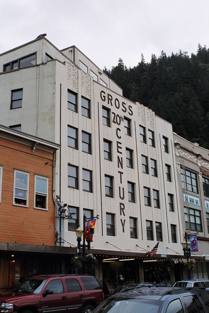 Juneau alaska movie theater