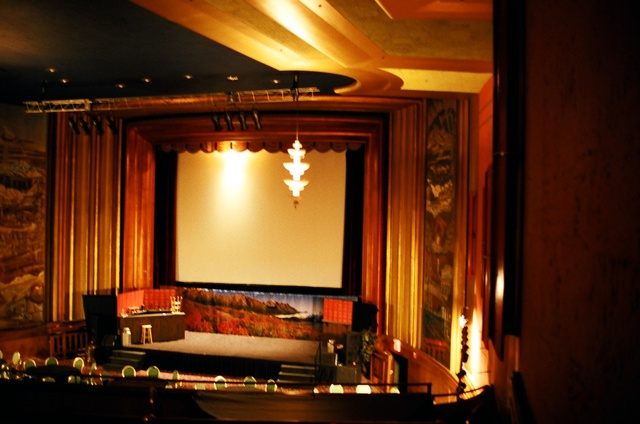 interior, 4th Avenue Theatre