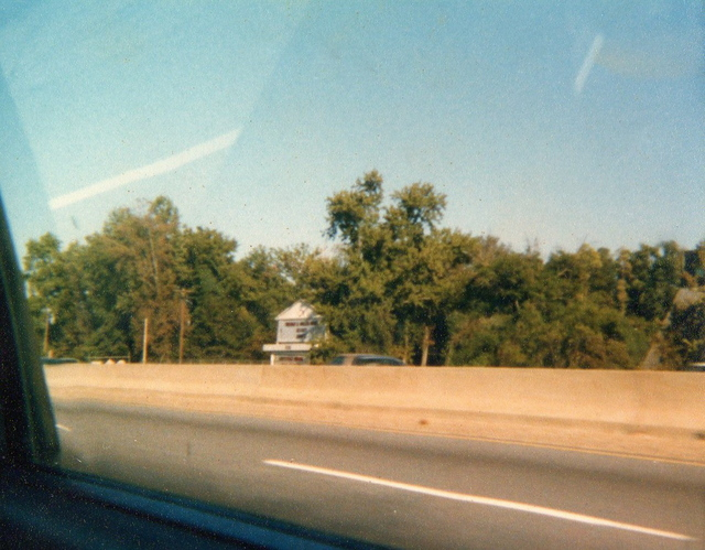 N.E. Expressway Drive-In Theatre (marquee)