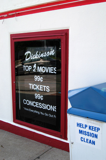 Dickinson Top Two Theatre