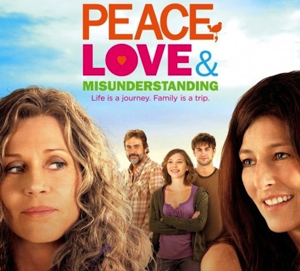 """Peace, Love, and Misunderstanding"""