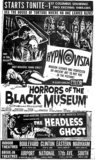 """""""Horrors of the Black Museum""""/""""The Headless Ghost"""""""