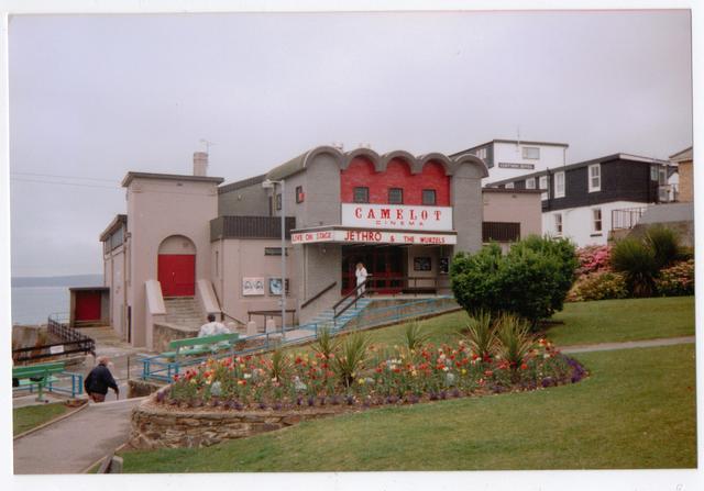 Camlot cinema, Newquay