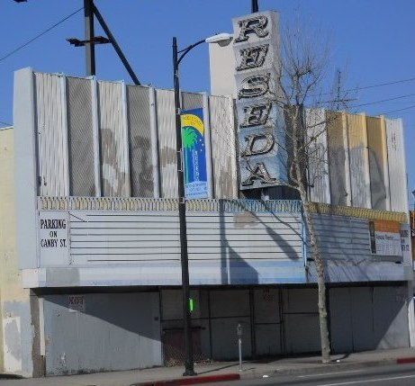 Reseda Theater, March 2010