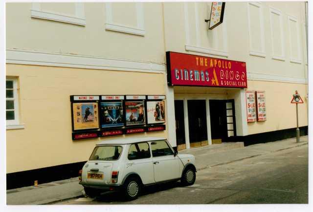 Apollo cinemas, Crewe