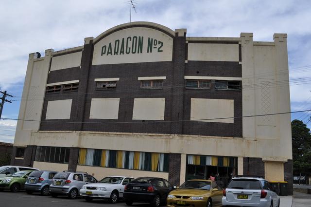 Paragon No 2 Theatre