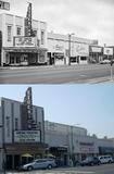Stockton Theatre 1950s VS 2008