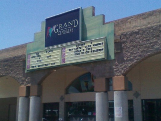 Grand Cinemas Crossroads 6