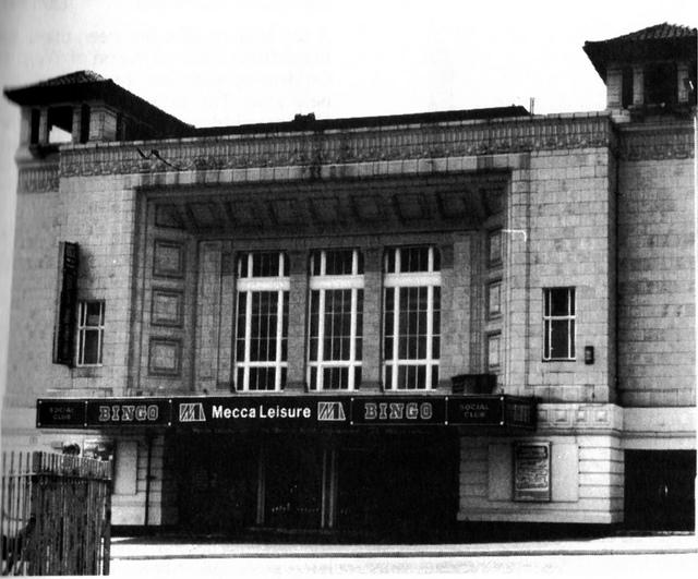 Ambassador cinema, Salford 6