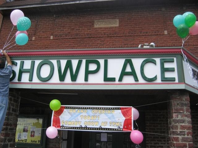 Andover Showplace Theatre