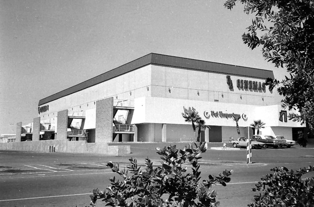 1975 UA Christown Mall - Exterior