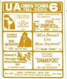 1975 UA Christown Mall - Directory Ad