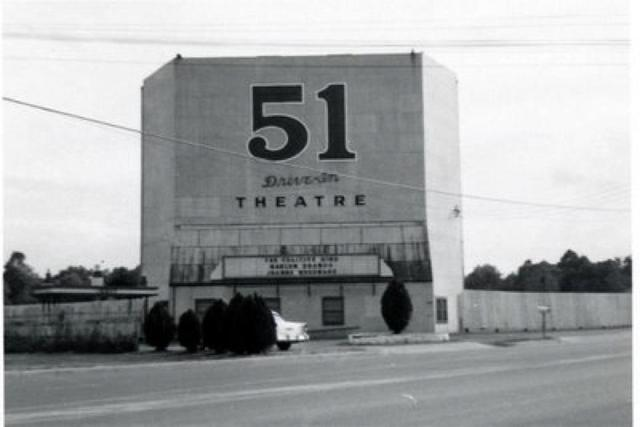 51 Drive In Theater, Jackson, MS