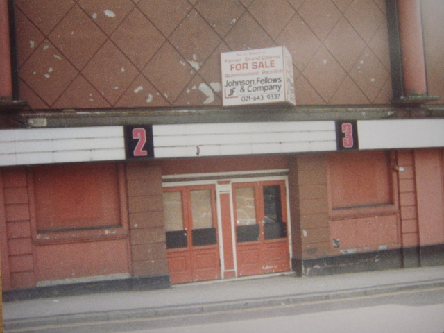 Grand cinema, Leek