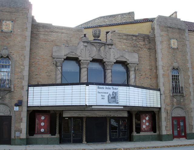 Avalon Theatre, Milwaukee, WI