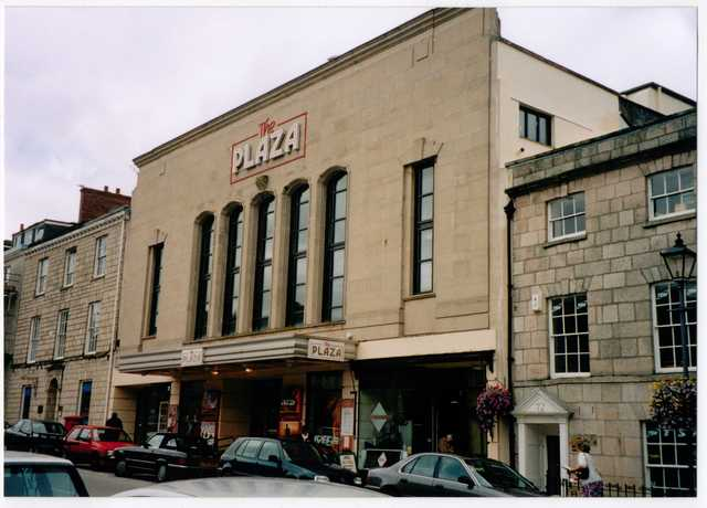 Plaza cinema, Truro