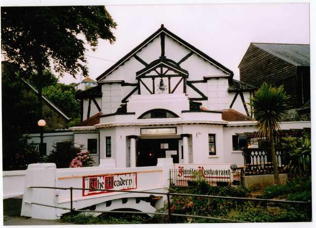Gaiety cinema, Newlyn