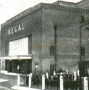 The Regal, Winchester in 1933