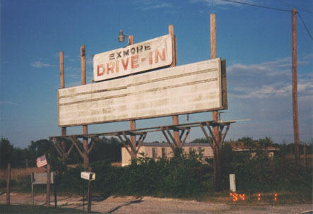 Exmore Drive-In