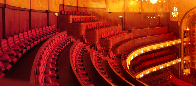 Tuschinksi Theater, main auditorium (Zaal 1)