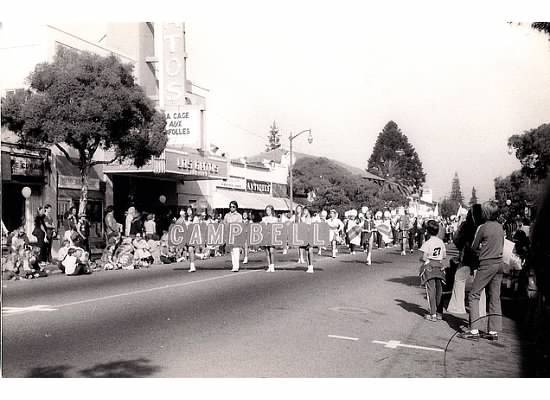 Los Gatos Theatre 1980