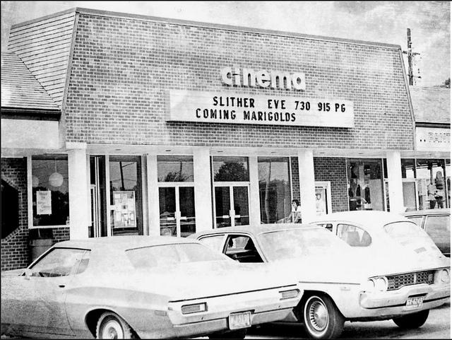 Ridgefield Cinema