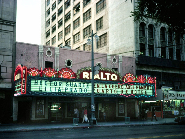 Rialto 1980's Spanish Language Films