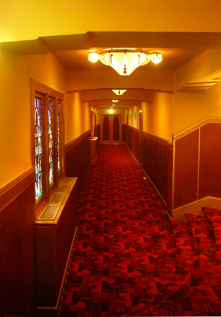 Tuschinksi Theater, Hallway 3rd floor left
