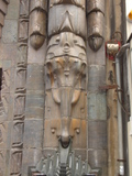 Tuschinksi Theater, exterior, Elephant