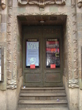 Tuschinksi Theater, exterior, exit