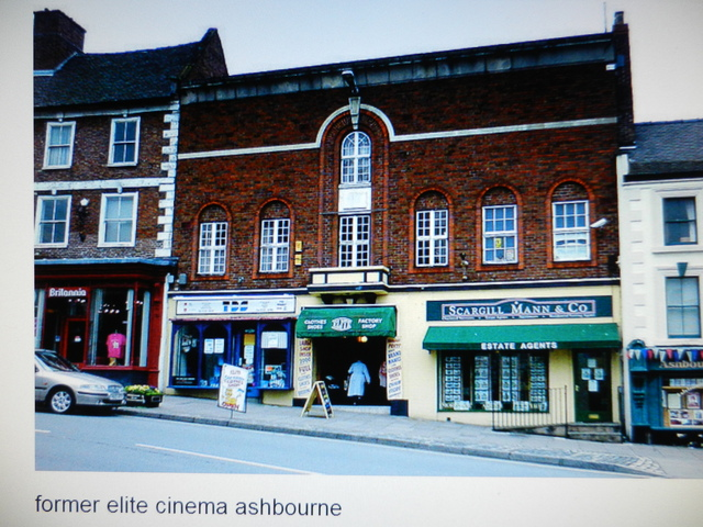 Elite cinema, Ashbourne