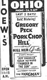"""Pork Chop Hill"""
