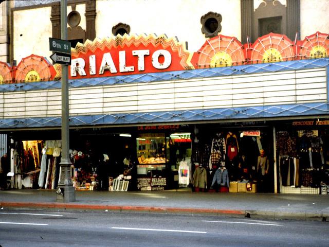 Rialto (Closed)