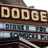 Dodge Theatre, Dodgeville, WI - sign