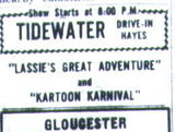 Tidewater Drive-In