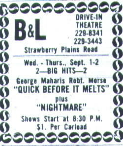 B & L Drive-In
