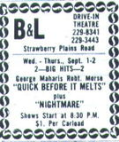 B & L Drive-In