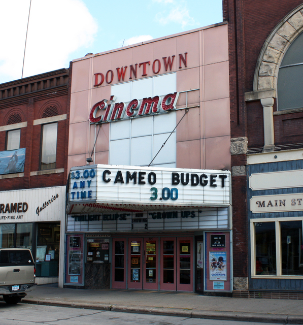 Cameo Budget Theatre, Eau Claire, WI