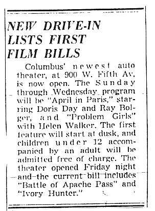 """""""New Drive-In.."""""""