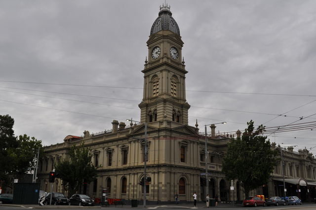 Arts House at North Melbourne Town Hall