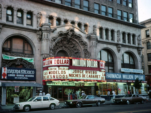 Million Dollar Theatre (Live Show)