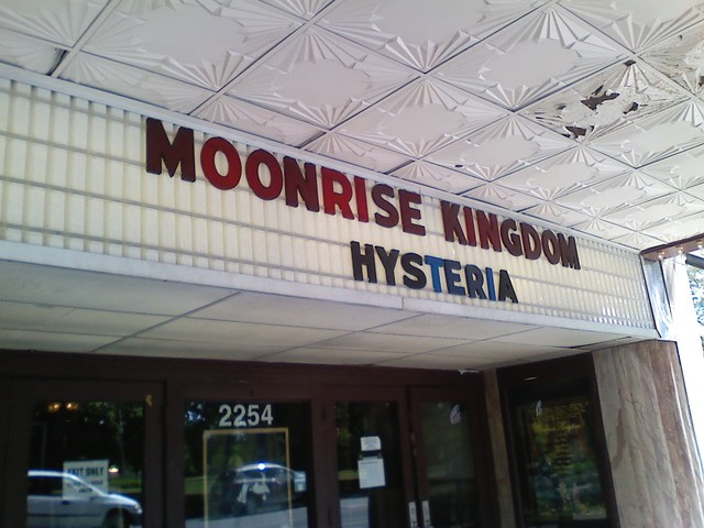 Moonrise Kingdom at the Drexel