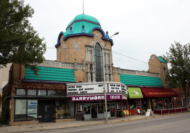 Madison wi movie theatre