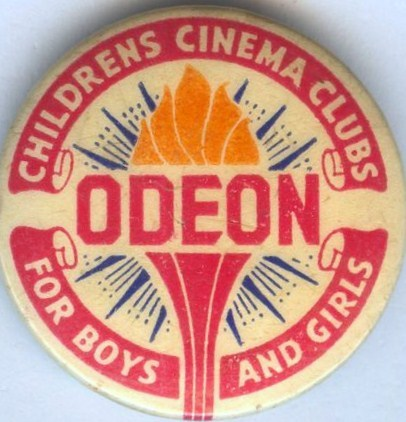 Odeon Childrens Badge