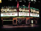 Orpheum Theatre, 1993